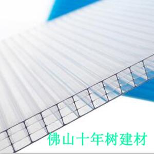 四层PC阳光板