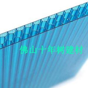 蜂窝PC阳光板